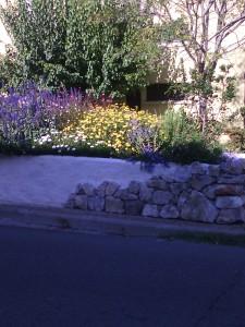 Gigean, ville fleurie en bordure de D613
